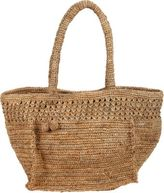 Hat Attack Straw Tote