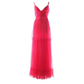STAUD \N Red Synthetic Dresses