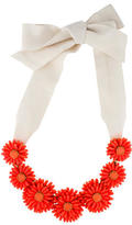 Kate Spade Floral Collar Necklace
