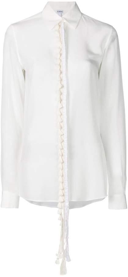 Loewe rope shirt