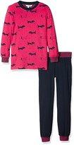 Kanz Girl's Schlafanzug Lang Pyjama Sets
