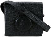 Lemaire grained crossbody bag