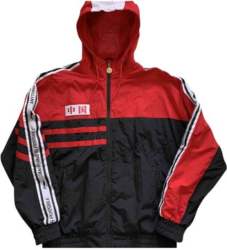 Li-Ning Red Synthetic Jackets