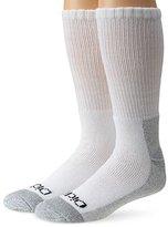 Dickies Men's 2 Pack Steel Toe Crew Socks - Big & Tall