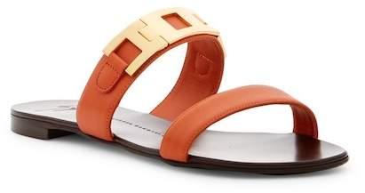 Giuseppe Zanotti Roll Slide Sandal