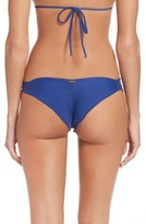 Luli Fama Women's Wanted & Wild Strappy Bikini Bottoms