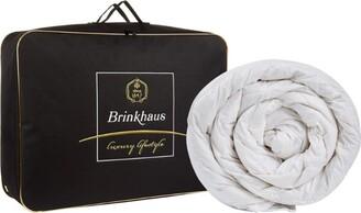 Brinkhaus Emperor 90% Hungarian New White Goose Down Duvet (7 Tog)