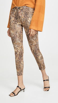 L'Agence Margot High Rise Skinny Valencia Jeans