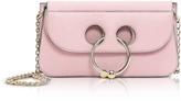J.W.Anderson Powder Pink Small Pierce Bag
