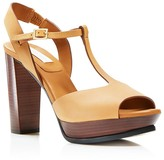 See by Chloe Alex T-Strap Platform Sandals