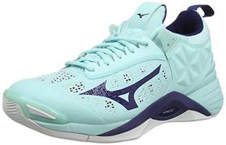 Mizuno Women's Wave Momentum Volleyball Shoes,8 (42 EU)