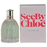 See by Chloe by Chloe EAU FRAICHE EDT SPRAY 2.5 OZ for WOMEN ---(Package Of 3)
