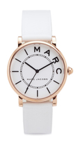 Marc Jacobs Roxy Leather Watch