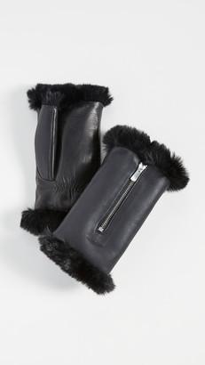 Agnelle Barbara Fingerless Gloves