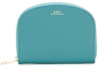 A.P.C. Semi Circle Wallet