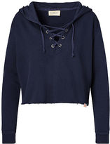 Denim & Supply Ralph Lauren French Terry Lace-Up Hoodie