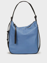 DKNY Soft Leather Hobo Convertible Tote