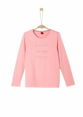 S'Oliver Girl's 66.908.31.8682 T-Shirt