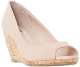 Dune Cadence Peep Toe Wedge Heeled Sandals