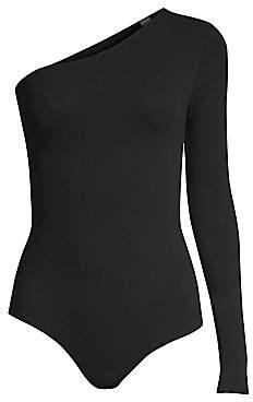 Commando Women's One-Shoulder Bodysuit