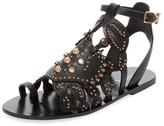 Ivy Kirzhner Scrabby Leather Sandal