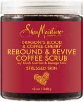 Shea Moisture SheaMoisture Dragon's Blood & Coffee Cherry Rebound & Revive Coffee Scrub