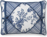 Asstd National Brand Toile Garden Oblong Decorative Pillow