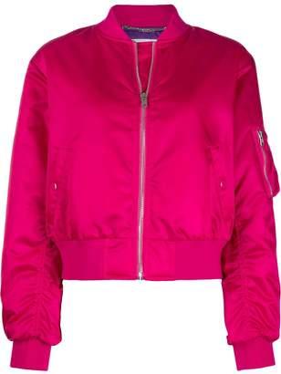Escada Sport zip-up bomber jacket