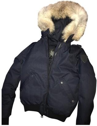Nobis Navy Coat for Women