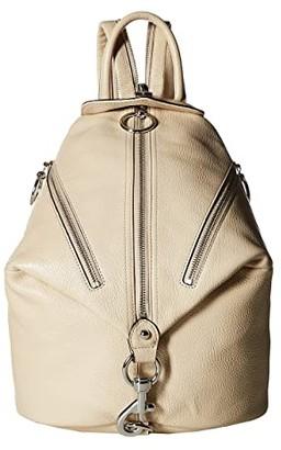 Rebecca Minkoff Easy Rider Julian Backpack (Clay) Backpack Bags