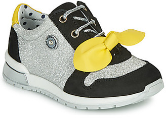 Catimini BANJO girls's Shoes (Trainers) in Silver