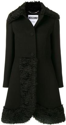 Moschino Single-Breasted Coat