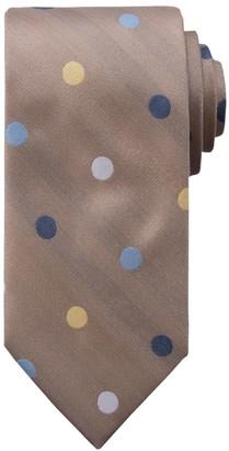 Croft & Barrow Men's Dot Tie