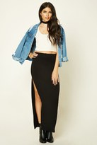 Forever 21 FOREVER 21+ Contemporary Maxi Skirt
