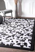 nuLoom BRVR03A Niesha Abstract Tiles Area Rug
