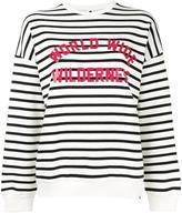 Carhartt striped sweatshirt