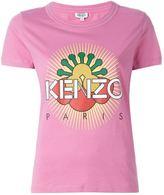 Kenzo sun logo print T-shirt