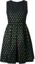 Dresscamp embroidered star dress