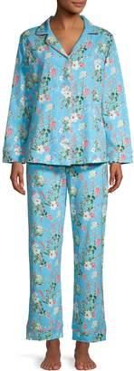 Bedhead Pajamas 2-Piece Floral Print Pajama Set