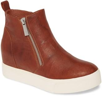 J/Slides Sky Platform Zip Sneaker