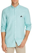 Barney Cools Excursion Whale Slim Fit Button Down Shirt