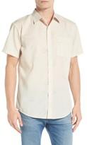 Brixton Men's Stuart Quail Print Woven Shirt