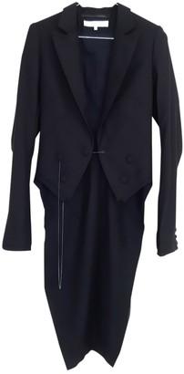 Veronique Branquinho Black Wool Jackets