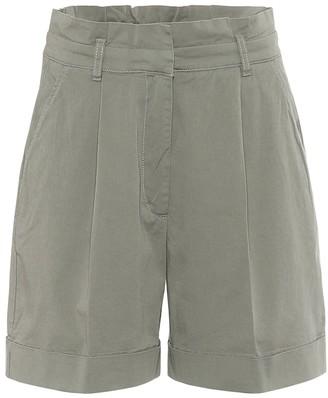 Baum und Pferdgarten Norah high-rise cotton shorts