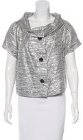 Kate Spade Jacquard Evening Jacket