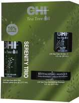 CHI STYLING Chi Tea Tree Oil Serenity Trio Hair Product-16 Oz.