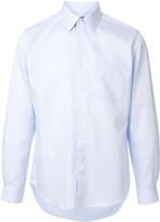 D'urban long-sleeved plain shirt