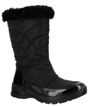 Easy Street Shoes Easy Dry by Cuddle Waterproof Boots Women's Shoes