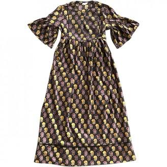 soeur Brown Cotton Dresses