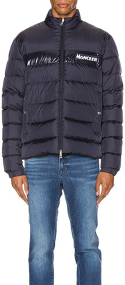 Moncler Servieres Jacket in Navy | FWRD